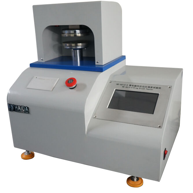 ring and edge crush tester