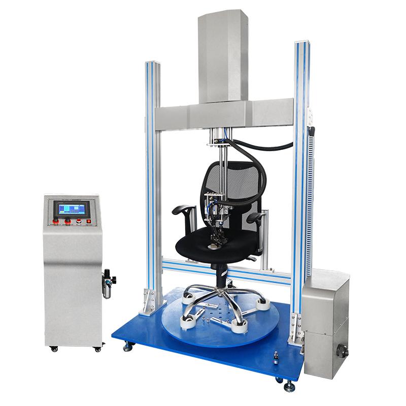 Chair Seating Cyclic Impact Testing Machine