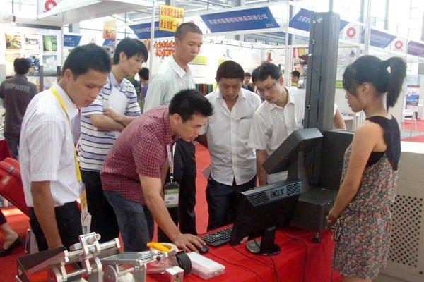 Our exhibition in Shenzhen