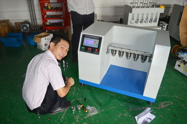 Capacitance Terminal Folding Strength Tester