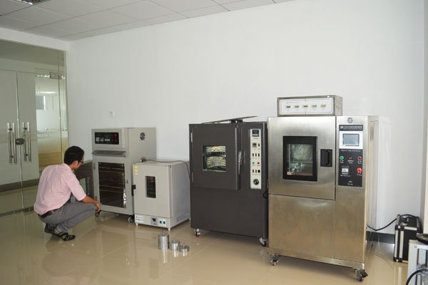 Products Checkout Room of Haida NO.1 Manufacturing Factory