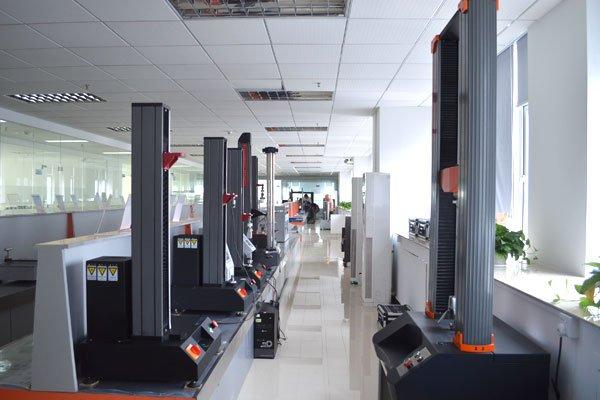 Tensile Machine Show Room
