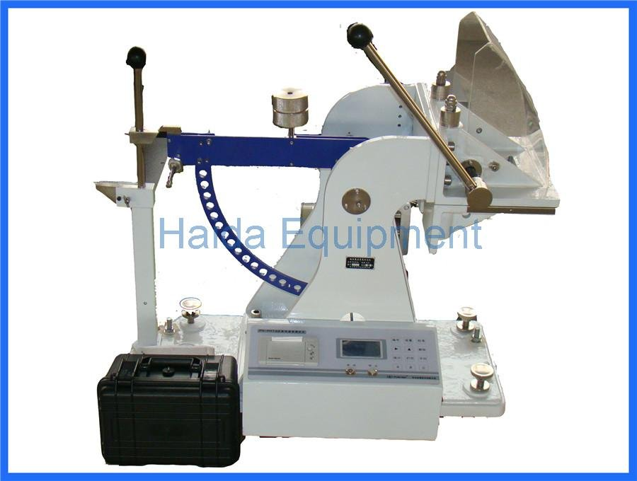 Digital Type paperboard Puncture Strength Tester HD-A510-2