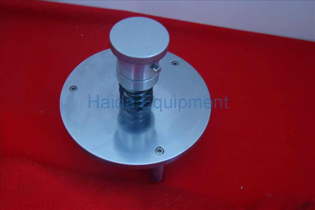 Flat crush sample cutter HD-A517-1