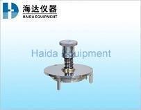Flat crush sample cutter HD-A517