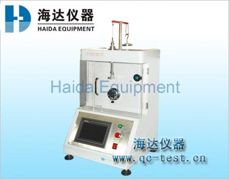 MIT Folding Resistance Tester Factory HD-A519