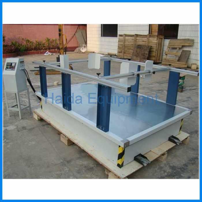 Simulation Transportation Vibration Test Equipment HD-A521-1