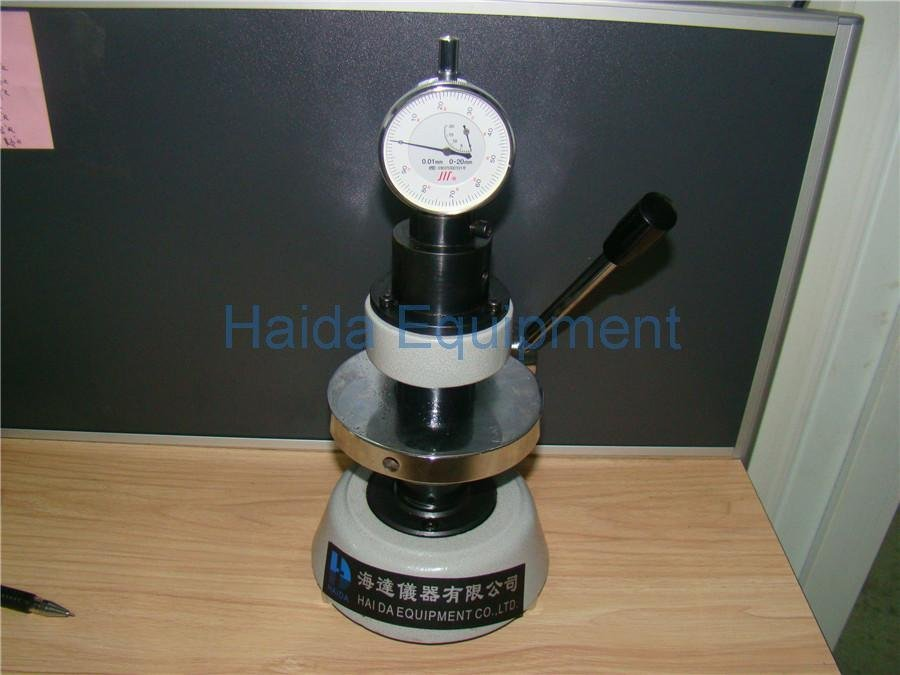 Paper and cardboard thickness guage HD-A833-2