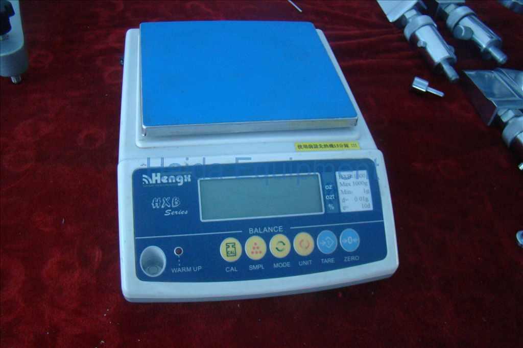 Precision Electronic Balance HD-A837-1