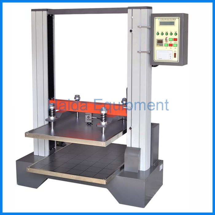 packaging container pressure testing machine
