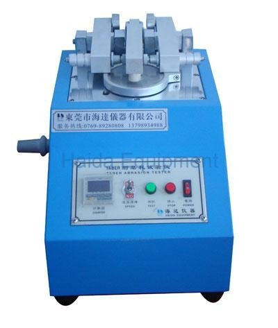 Taber Abrasion Test Equipment