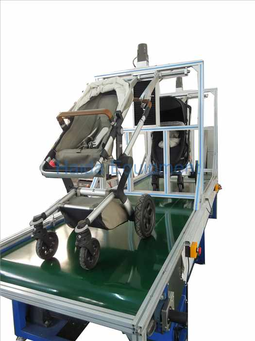 Stroller dynamic endurance test machine
