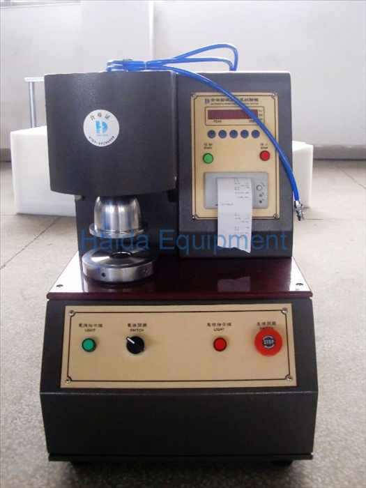 Film Bursting Test equipment