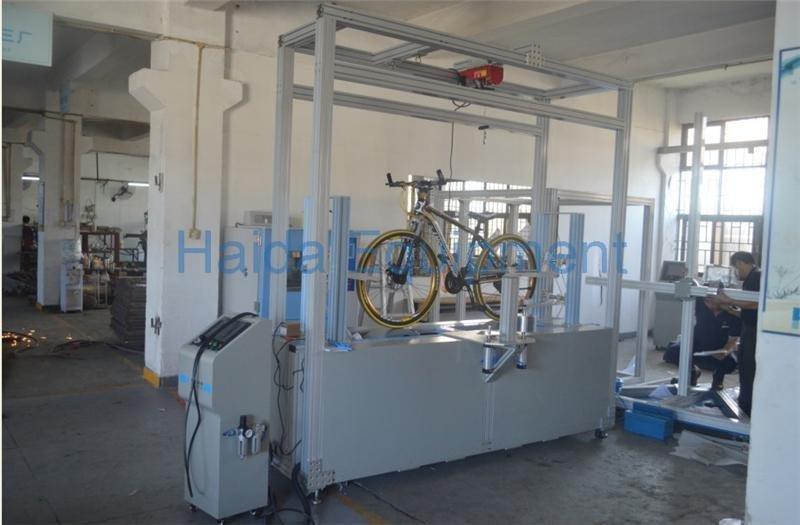 Dynamic road Bicycle  testing machine