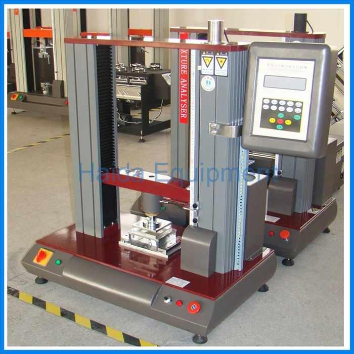 Universal paper testing machine