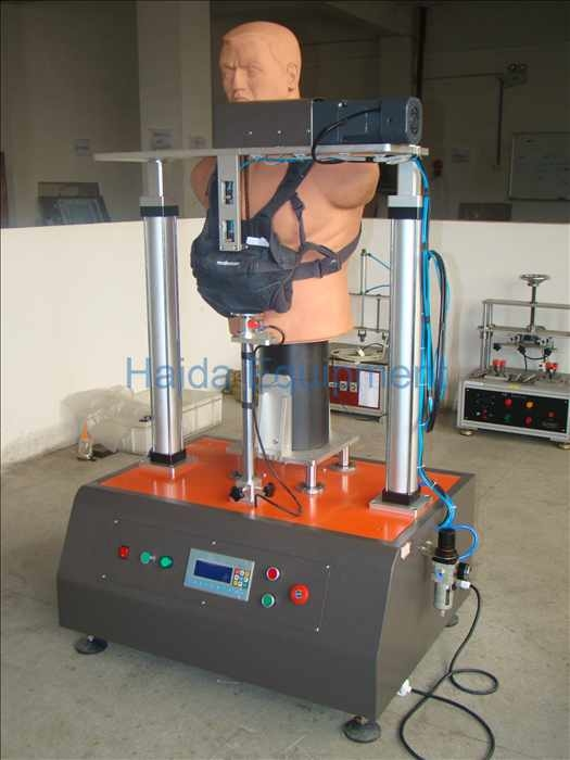 Baby Carrier testing machines