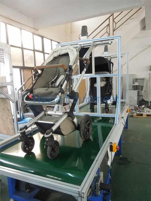 Baby Stroller Dynamic Endurance Testing Machine
