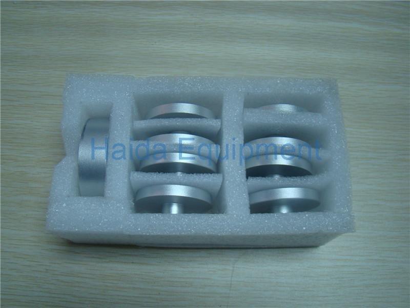 Ring Crush Center Disc for test paper ring crush test